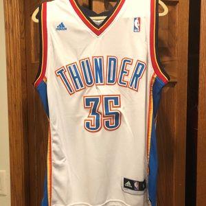 Kevin Durant Oklahoma Thunder Jersey Men's Small